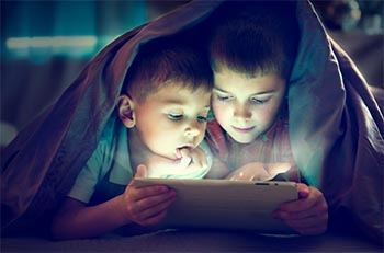 Limiting Screen Time During Summer Break