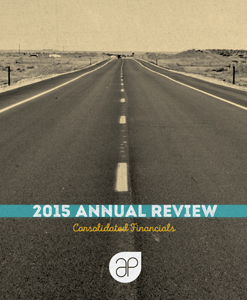 2015 Annual Review Booklet