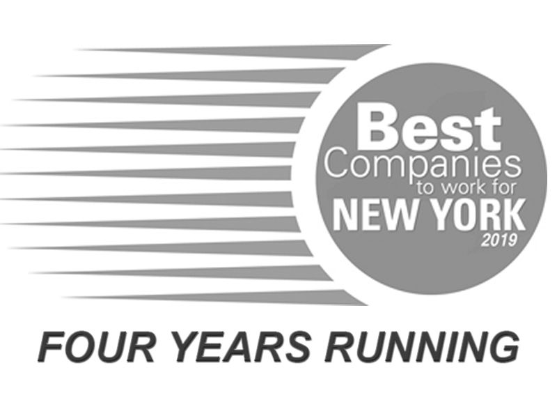 Number One Company to Work for in NY